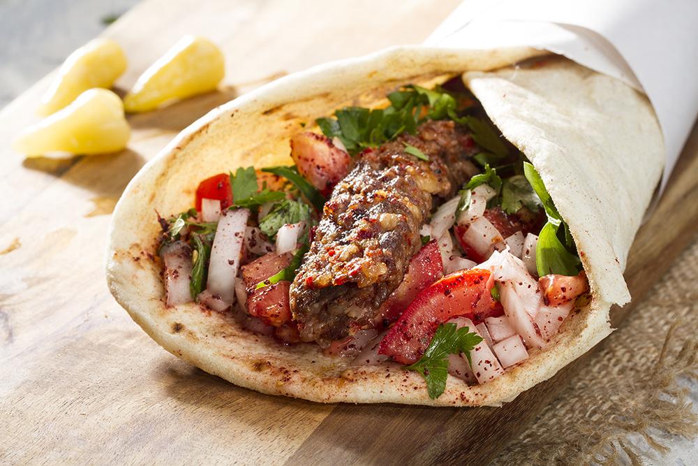 Kebabs at Antep Kebap