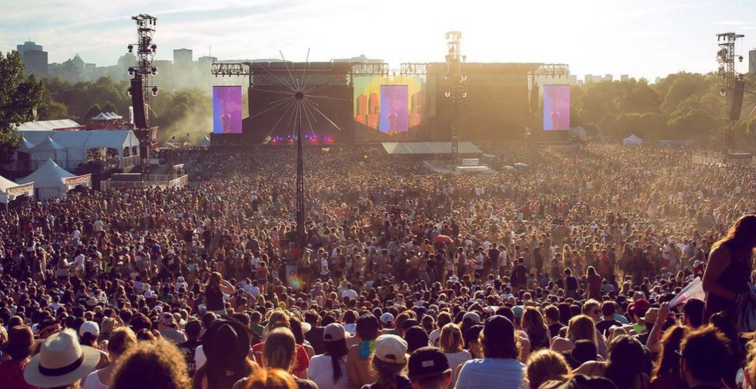 This summer's full Osheaga lineup has been revealed