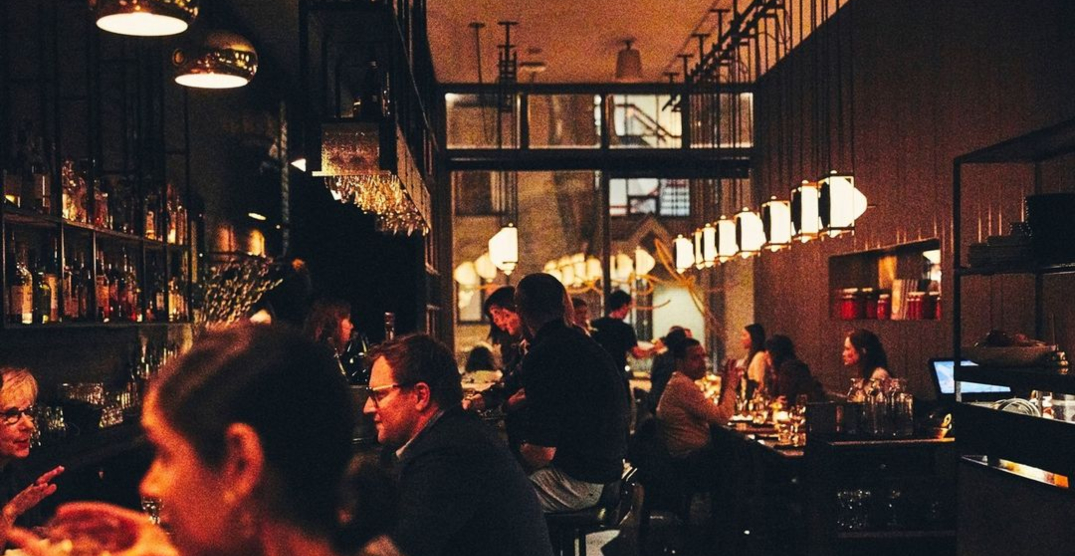Romantic restaurants in Montreal that are ideal for date nights