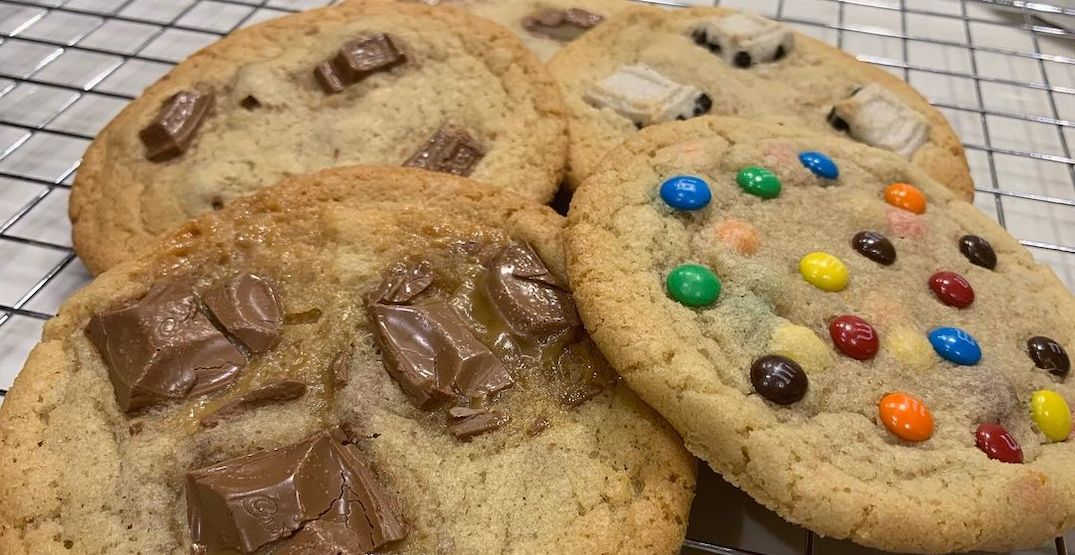 This is Toronto's newest late night cookie delivery service