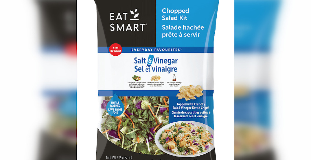 More Salad kits sold in Canada recalled for possible Listeria contamination