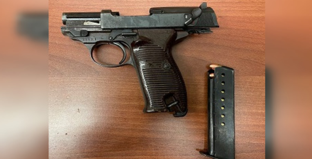 Loaded gun seized, three men with gang ties arrested after police chase in Surrey