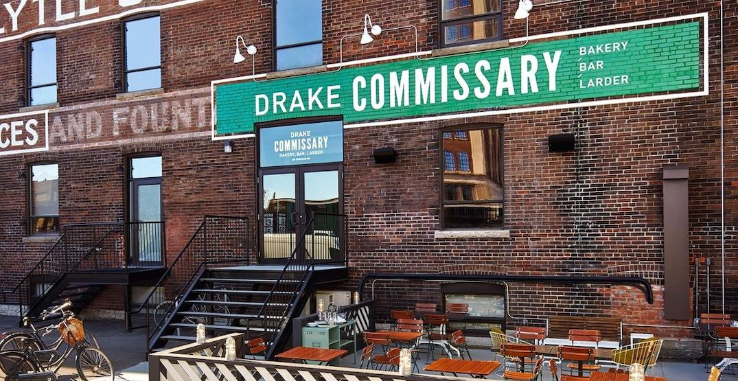 The Drake Commissary has officially closed its doors to the public