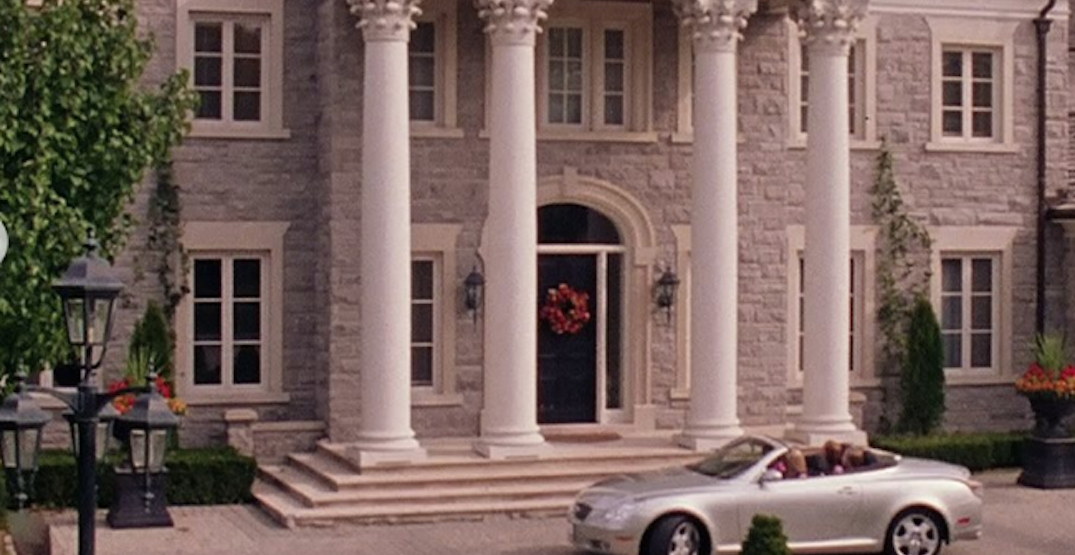Netflix shared 8 famous Canadian homes you'll know from TV and movies