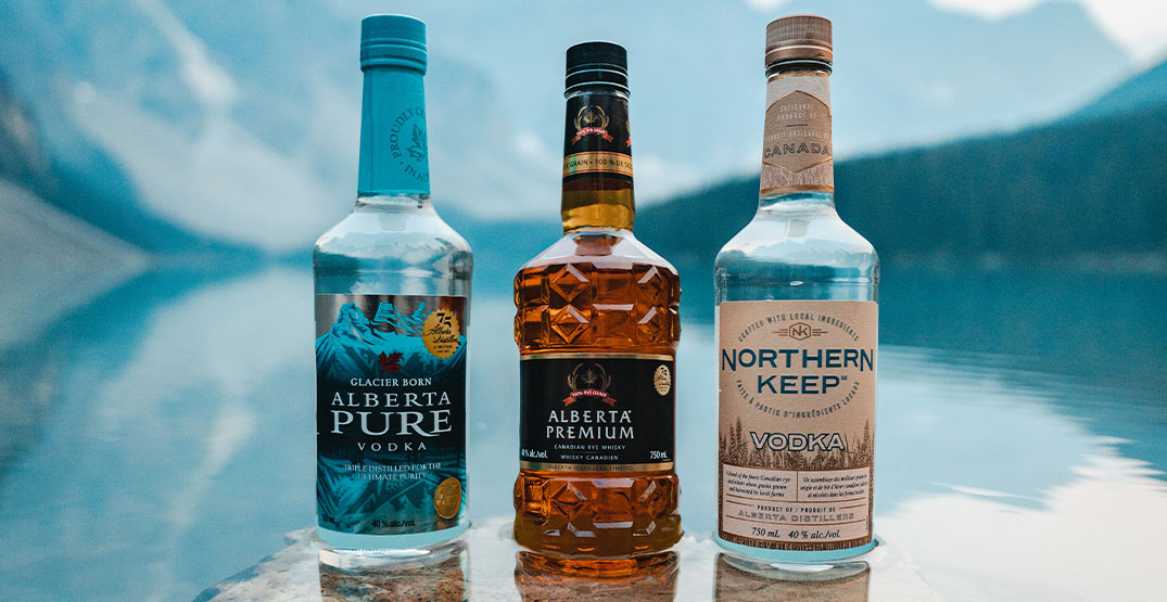 Iconic Alberta distillery celebrates its 75th anniversary with a major giveaway