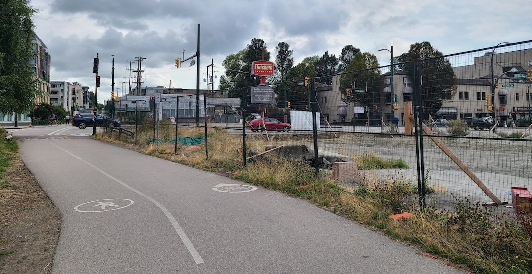 arbutus station greenway august 21 2021