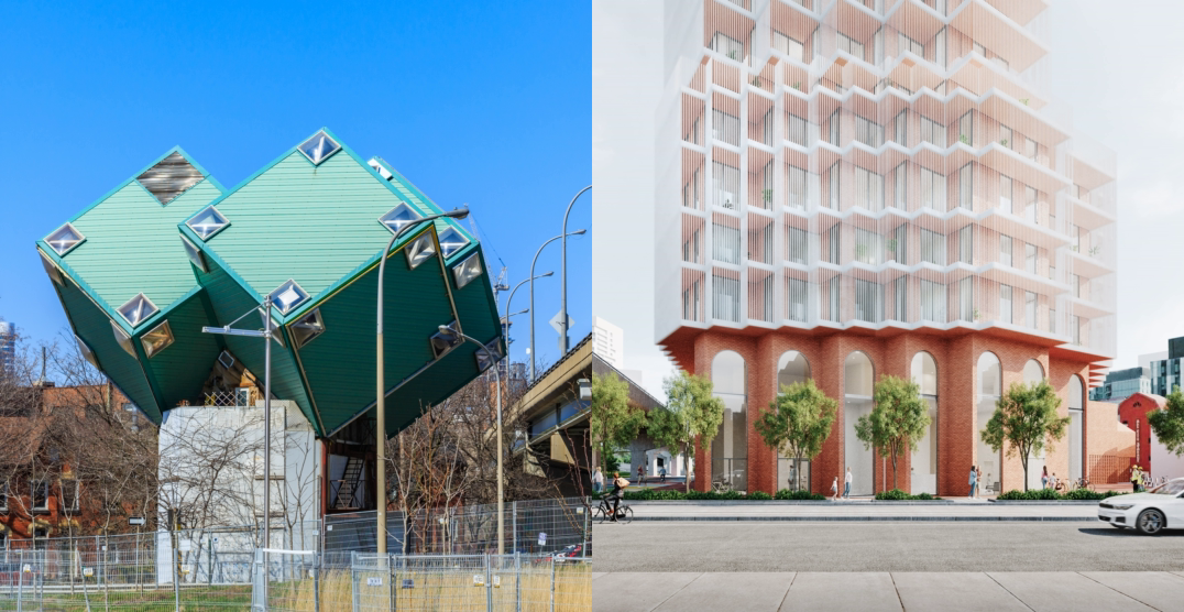 Here's what may replace Toronto's strange cube house (RENDERINGS)