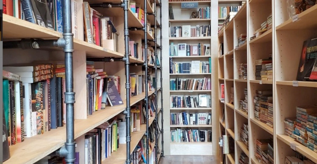 The best Vancouver bookstores to explore on a rainy day