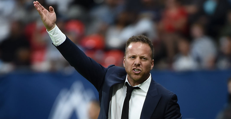 Vancouver Whitecaps fire head coach Marc Dos Santos
