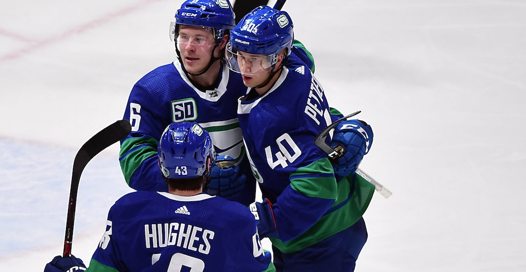 11 Canucks players that could play in the Beijing Olympics