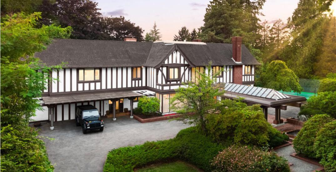 A look inside: A $19.8M Tudor-style mansion in South Granville (PHOTOS)