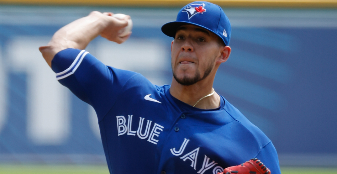 Blue Jays' Jose Berrios enjoys early returns from new-look delivery