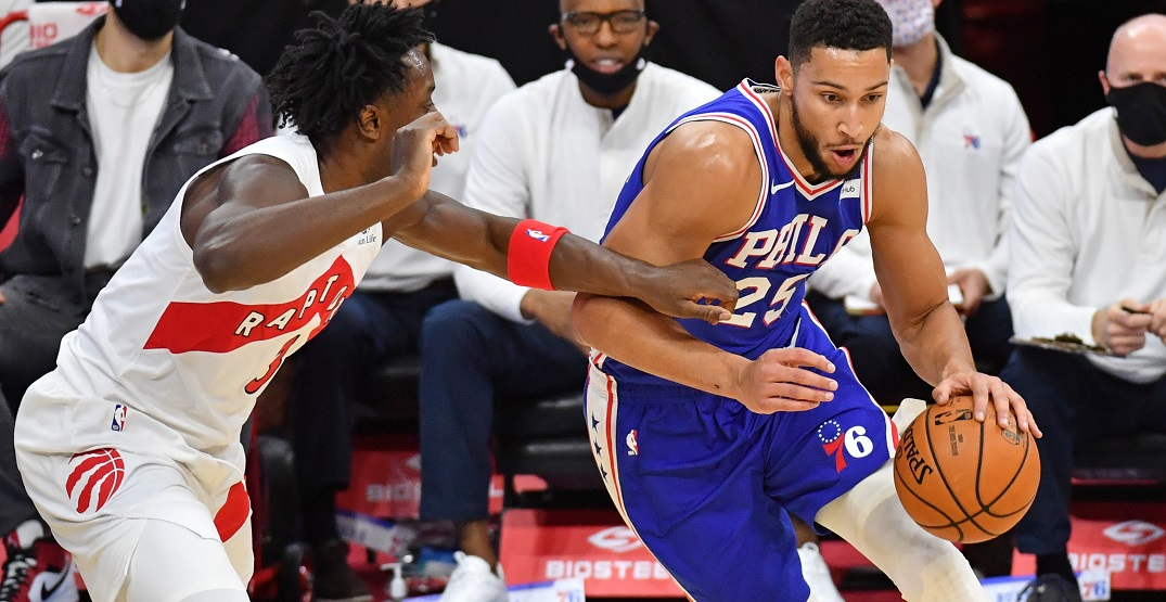 Raptors make trade offer for Sixers' guard Ben Simmons: report