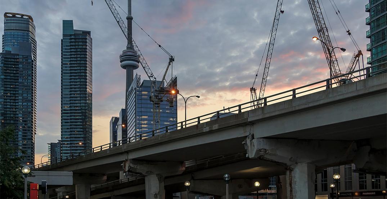 Tear down work starts on Gardiner Expressway ramps this week