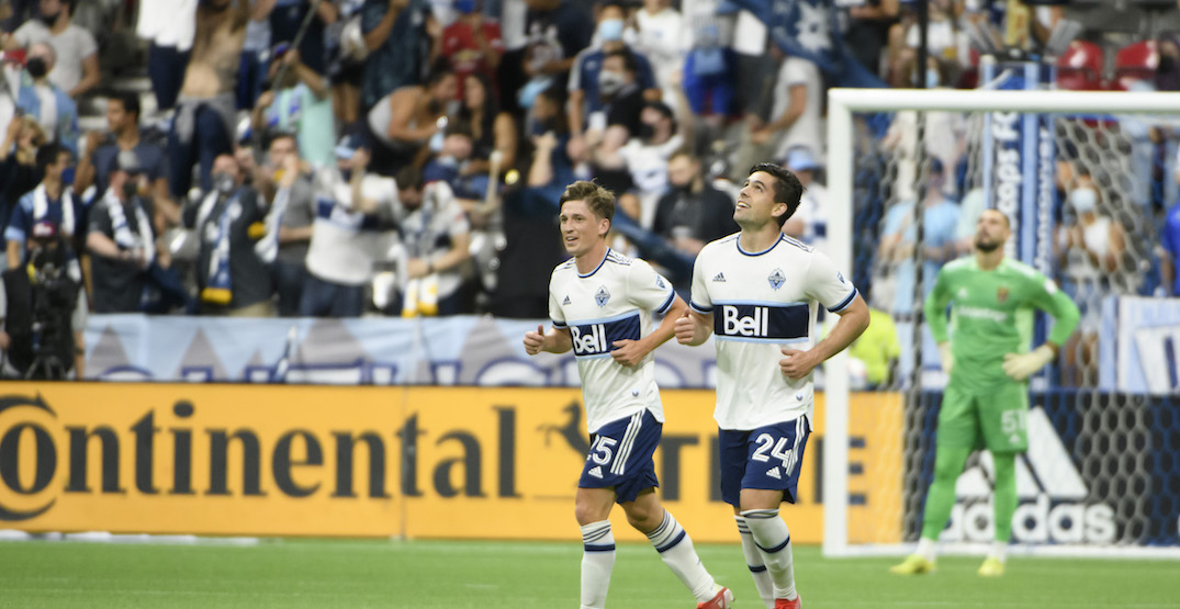 Playoffs suddenly in sight with Whitecaps on club-record MLS unbeaten streak