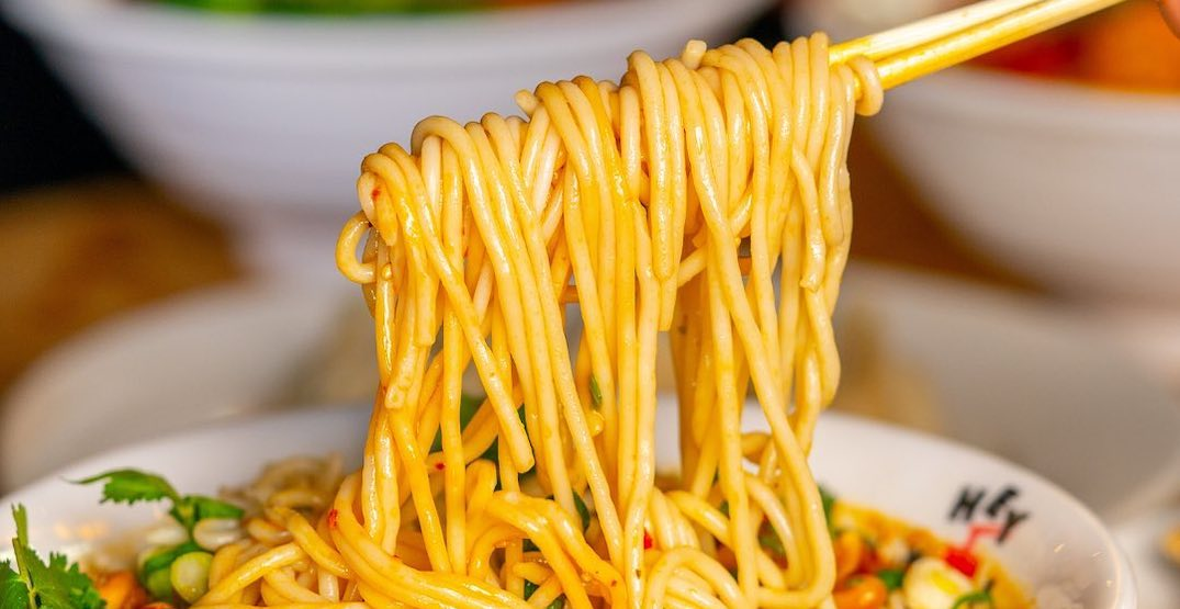 Here's where you can get $1 bowl of noodles in Toronto this month
