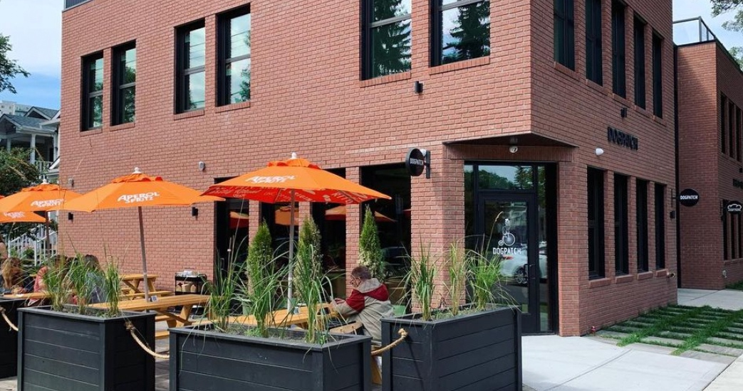 Dogpatch Bistro Pub now officially open in Edmonton