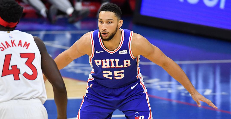 Potential Raptors target Ben Simmons requests trade out of Philadelphia: report