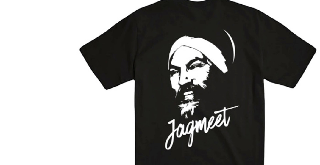 NDP Leader Jagmeet Singh's newly launched swag shop nearly sells out in 24 hours