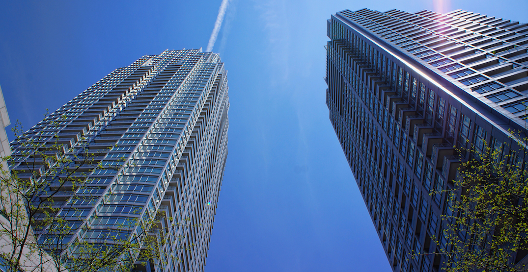 Typical GTA condo price hits another record high, closing in on $1.1 million