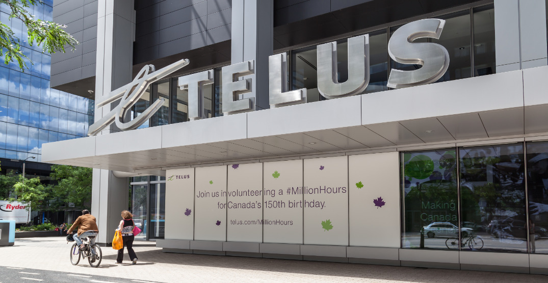 TELUS introduces mandatory COVID-19 vaccination policy for office staff