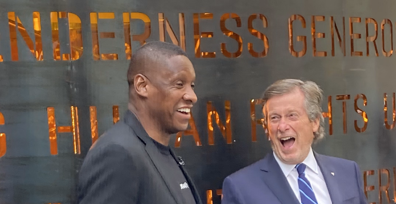 Mayor Tory actually called MLSE to demand Raptors re-sign Masai Ujiri