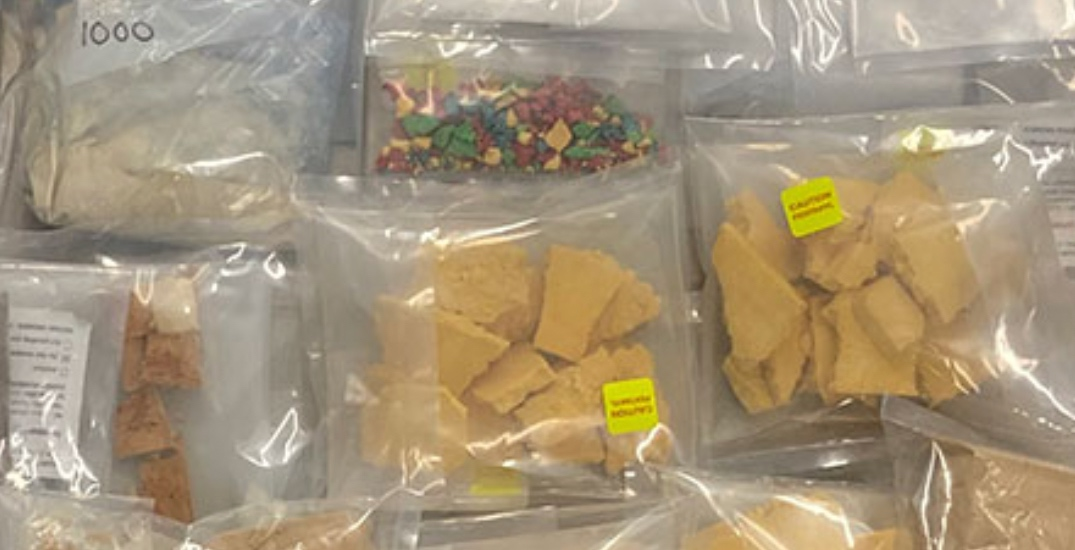 ALERT seizes more than $300 million worth of drugs from superlab bust
