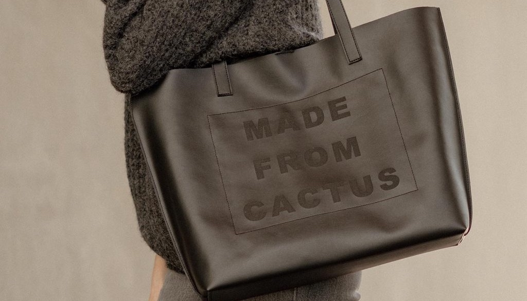This Edmonton brand is making leather goods out of cactus