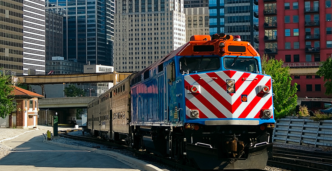These are Amtrak's proposed stations for its Chicago-Detroit-Toronto train