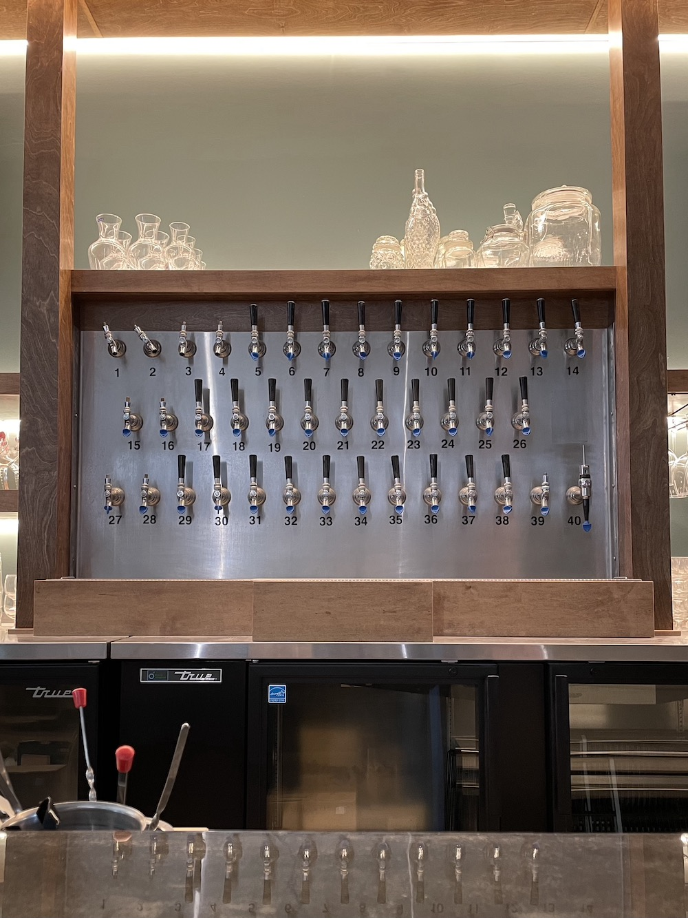 Community Taps and Pizza