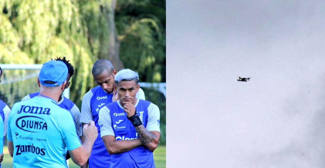 Honduras suspicious of Canadian soccer espionage after drone spies on practice