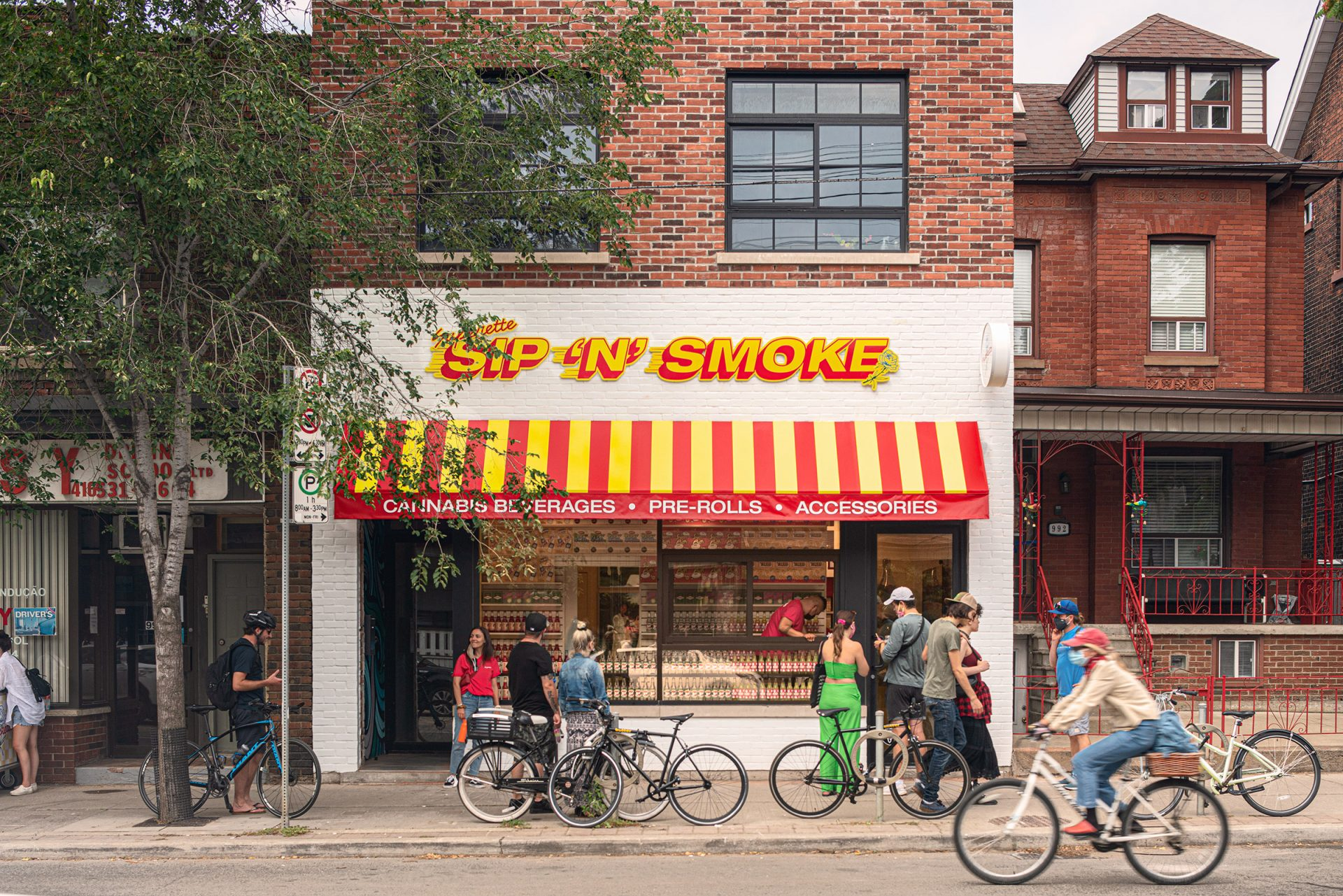 """There's a """"Munchie Phone"""" that connects to Toronto's favourite sandwich shop"""