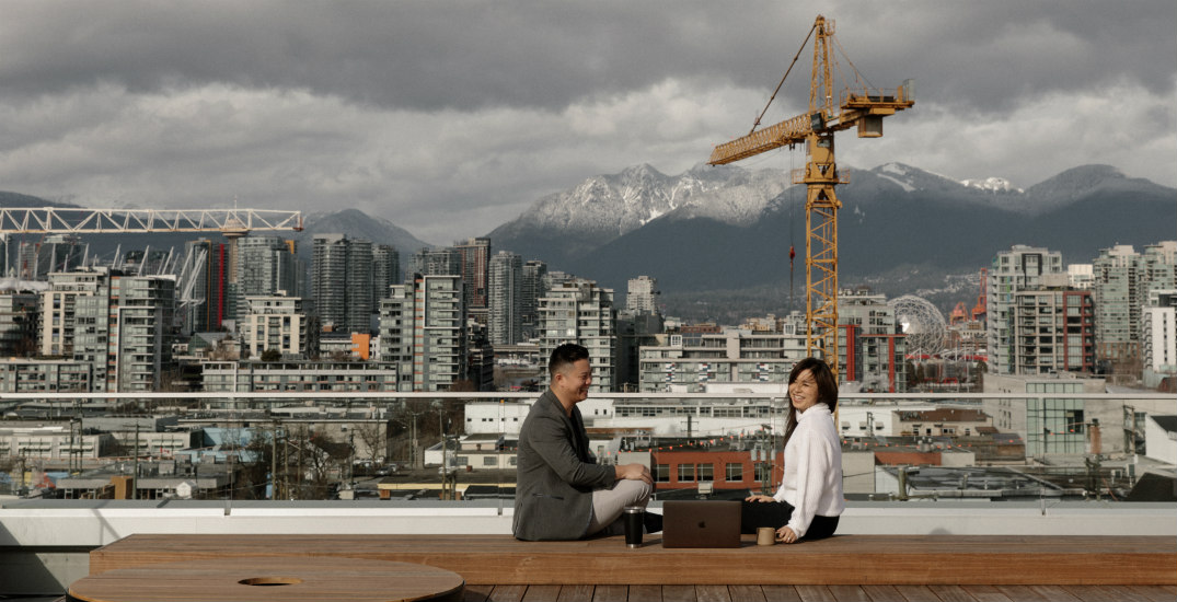 5 scenic spots around Vancouver where you can work remotely this week