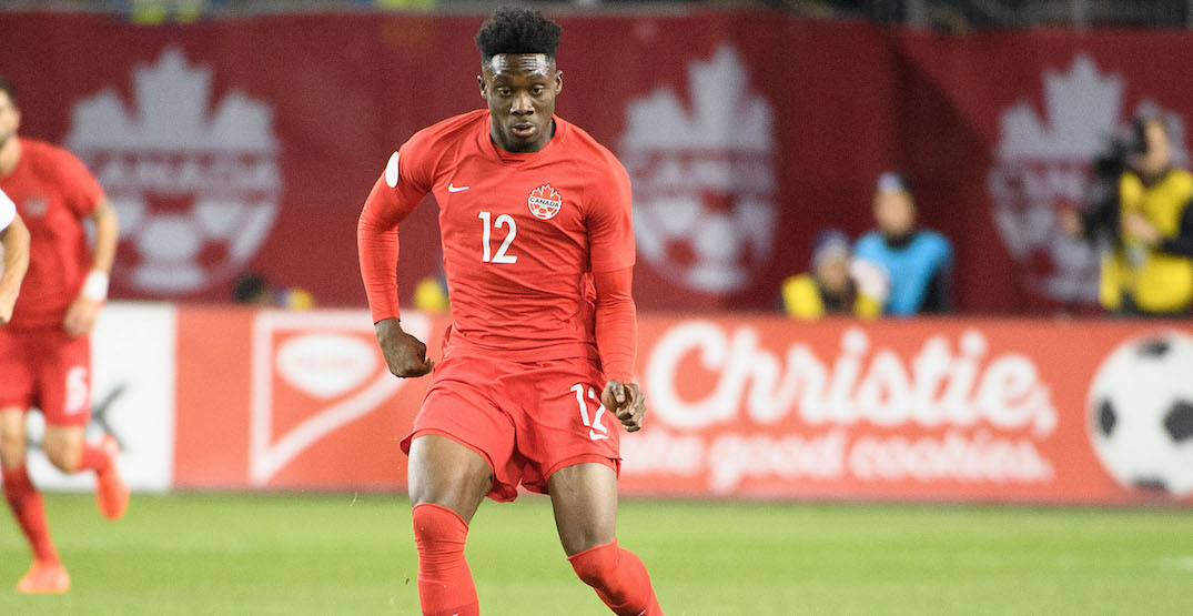 Canada kicks off the final round of FIFA World Cup qualifying today