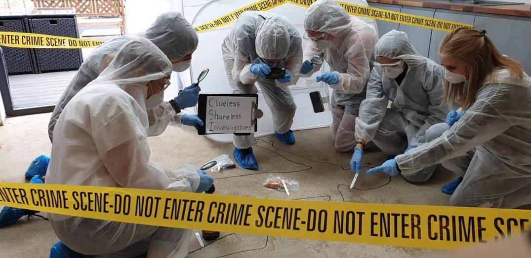 """""""CSI: Vancouver"""" is coming next year and you can be a forensic investigator"""