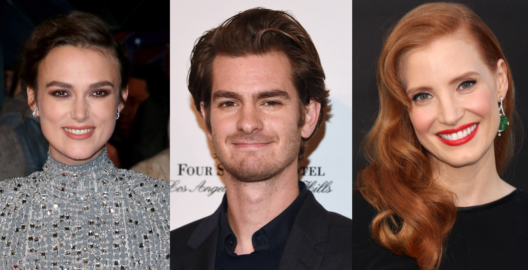 Here are the A-list celebrities coming to Toronto for TIFF 2021