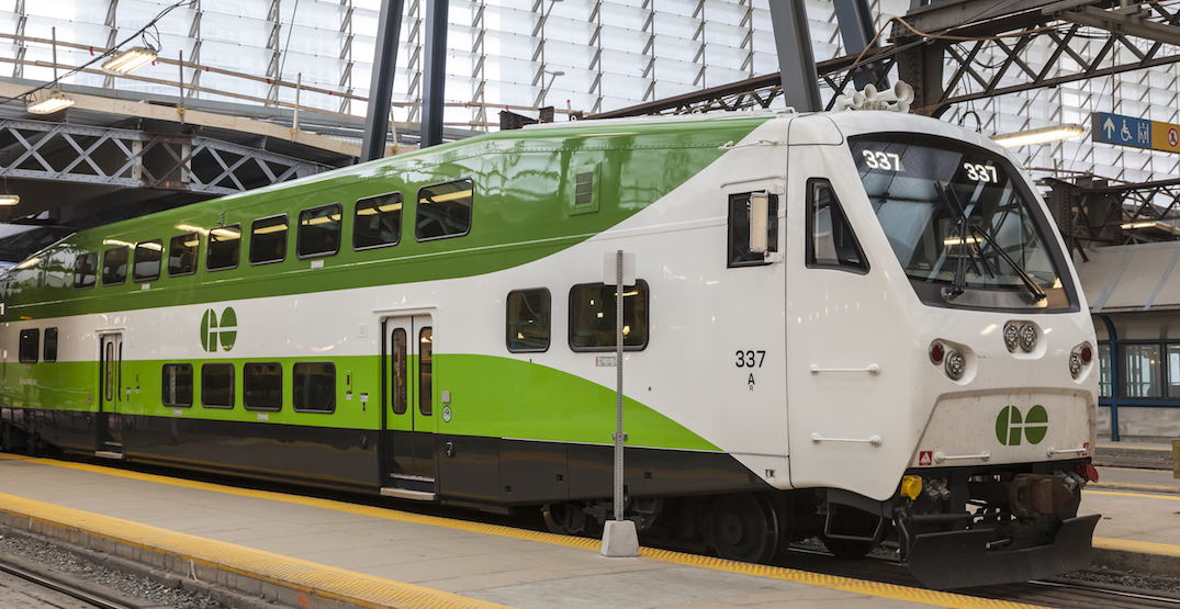 Lakeshore West GO Train service is slowing down later this month