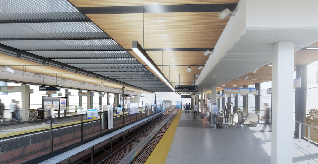 Construction officially begins on Canada Line's new $52 million Capstan Station