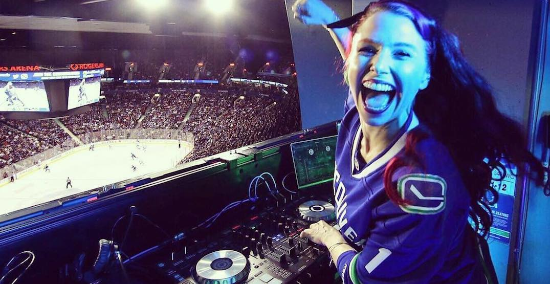 """Barron S leaves Canucks DJ job due to """"creative differences"""""""