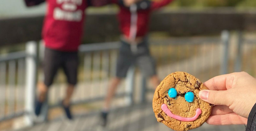 This week only, you can eat cookies for a good cause