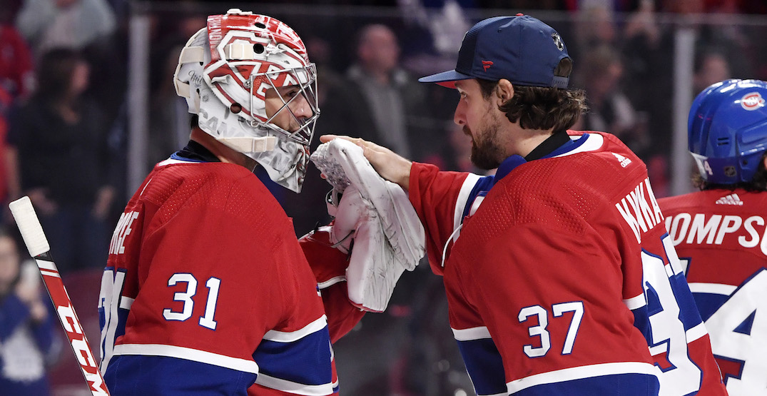 10 Canadiens goalies to back up Carey Price ranked from worst to first