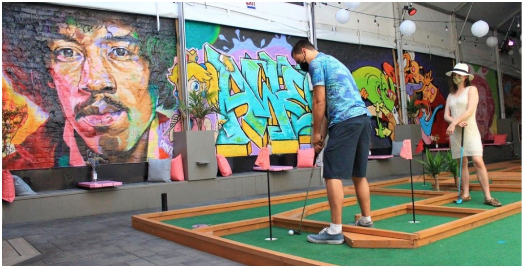 Tee up at 9 of Vancouver's best spots for mini golf