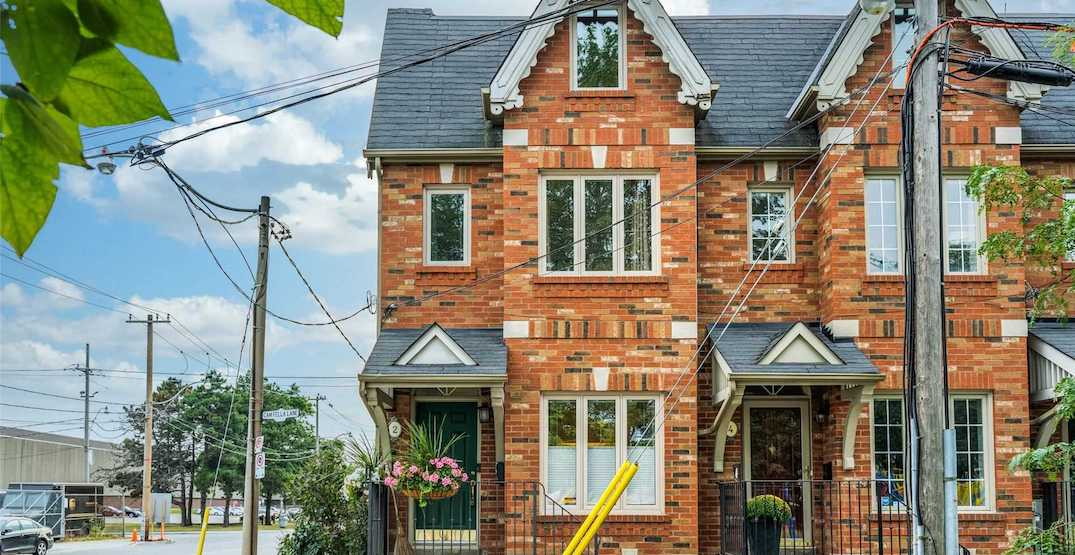 Toronto townhouse sells $450,000 over asking in just three days