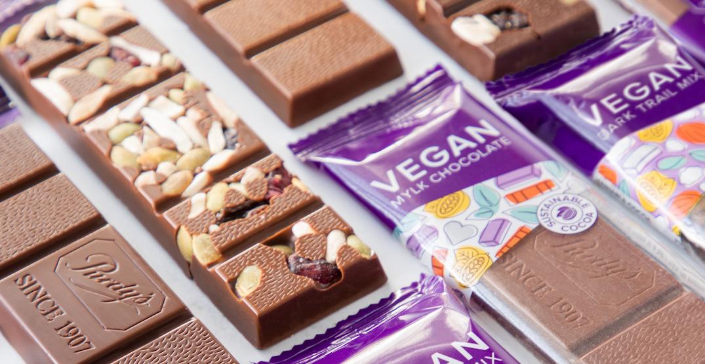 Canadian chocolatier to launch full line of vegan chocolate bars