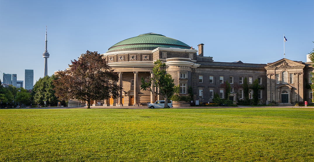 University of Toronto ranked 18th in the world for third year in a row
