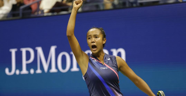Canadian Leylah Fernandez upsets defending champion Naomi Osaka at US Open