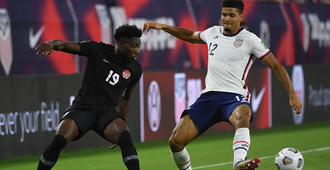 Canada snags draw from Americans in FIFA World Cup qualifying match