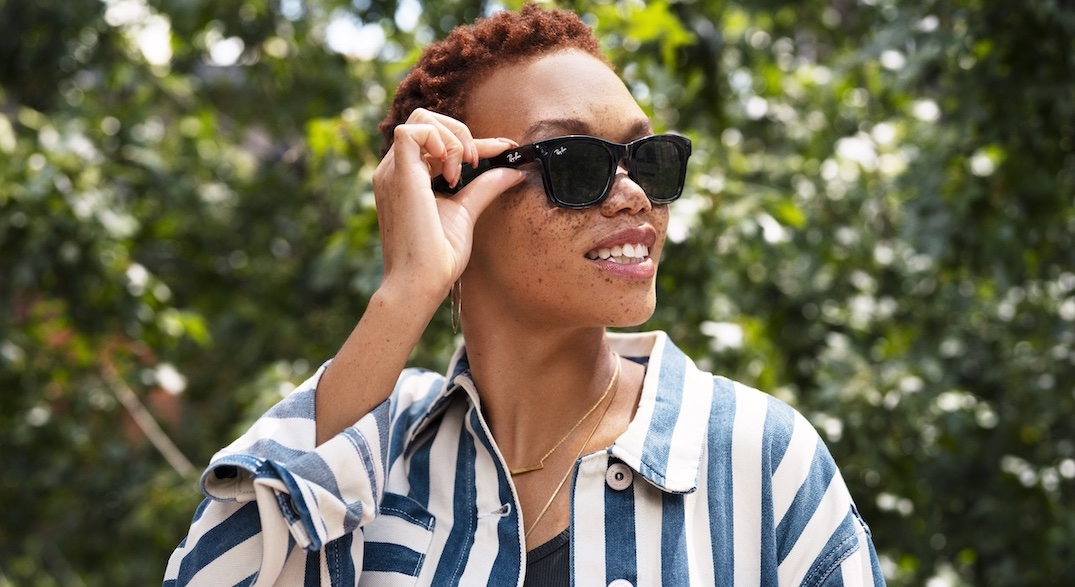 What you need to know about Facebook and Ray-Ban's new smart glasses