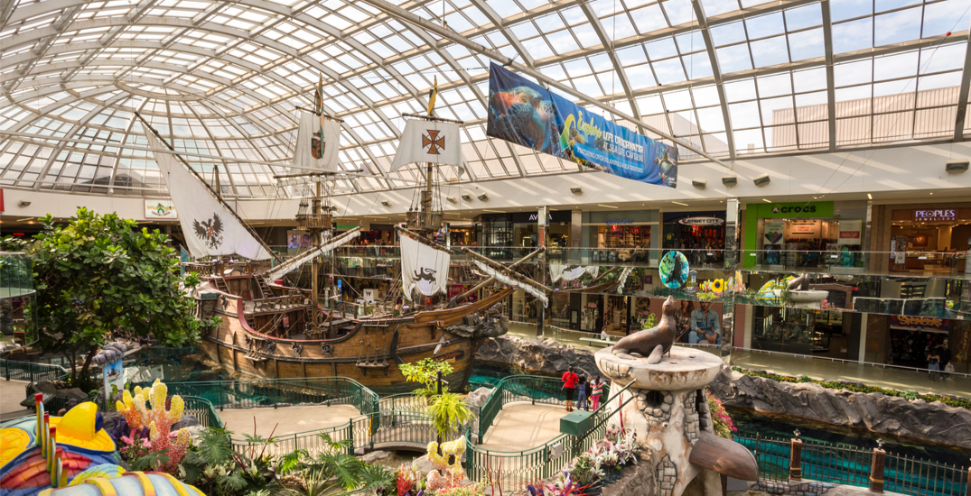 This Youtube account has millions of views all about West Edmonton Mall
