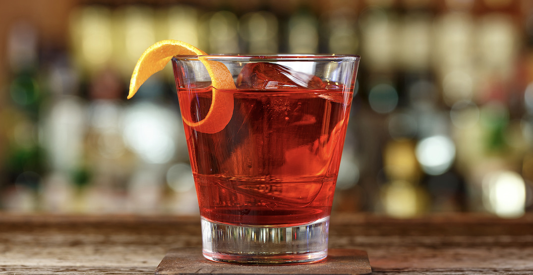 Negroni Week 2021: All 7 places to celebrate in Calgary
